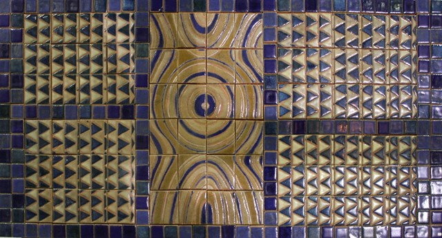 Ceramics - Ceramics by Raquel, Tiles mural