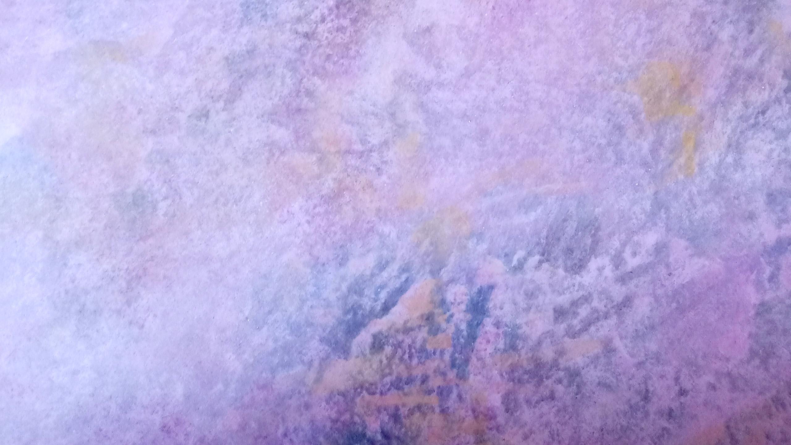 SgraffitoStucco - Doloris Meta Maze, Coloured flame and transparencies