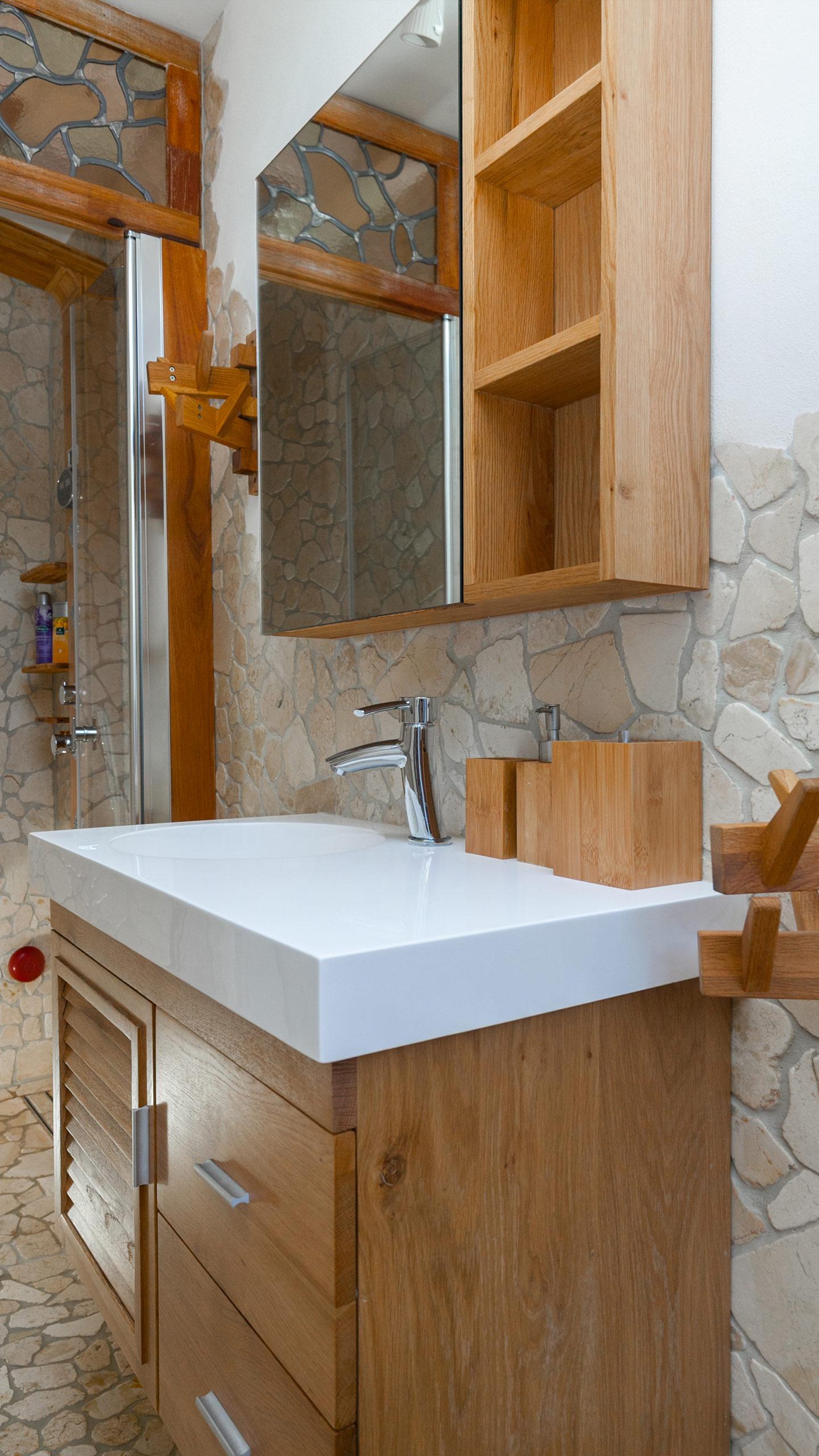 Residential - City apartment, Ebro white floated plaster